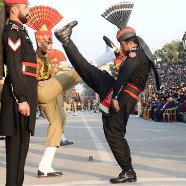 Армии Индии иПакистана