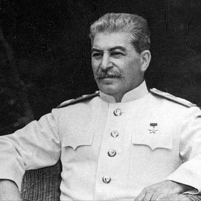 Иосиф Сталин - осень патриарха