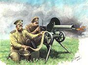 Оружие Первой мировой и Гражданской войны