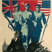 Окончание Второй мировой: какие потери понесли союзники?