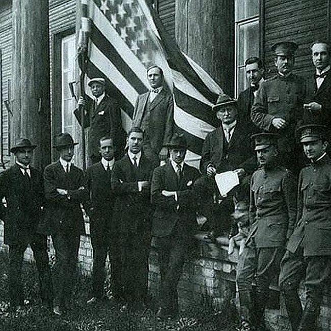 Интервенцию в Советскую Россию готовили американские дипломаты
