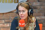Ксения Собчак: Я год пыталась взять интервью у Владимира Путина