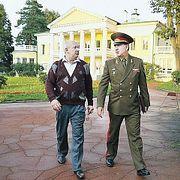 Сергей Пускепалис: Я и сам рвался в Афганистан - писал рапорты, пока не дали по шапке