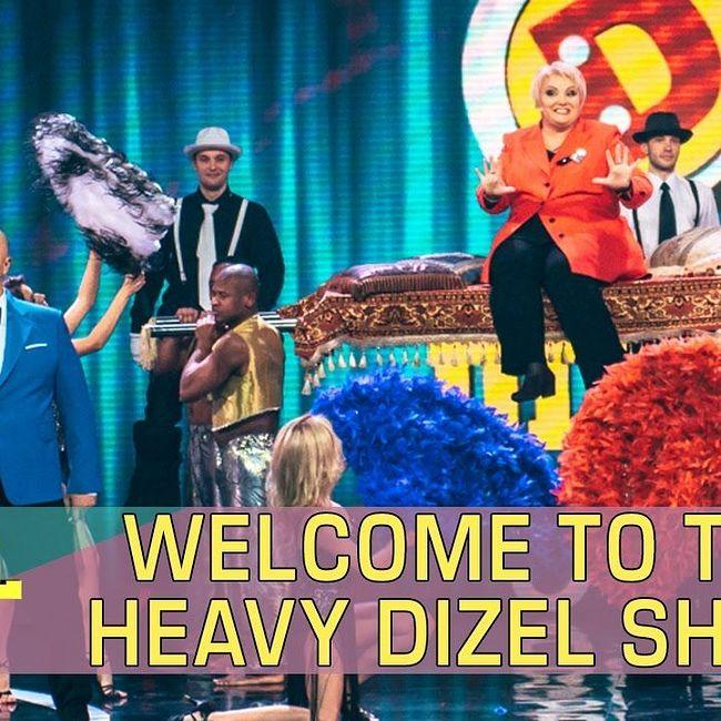 Welcome to the heavy Dizel show | Дизель cтудио Украина