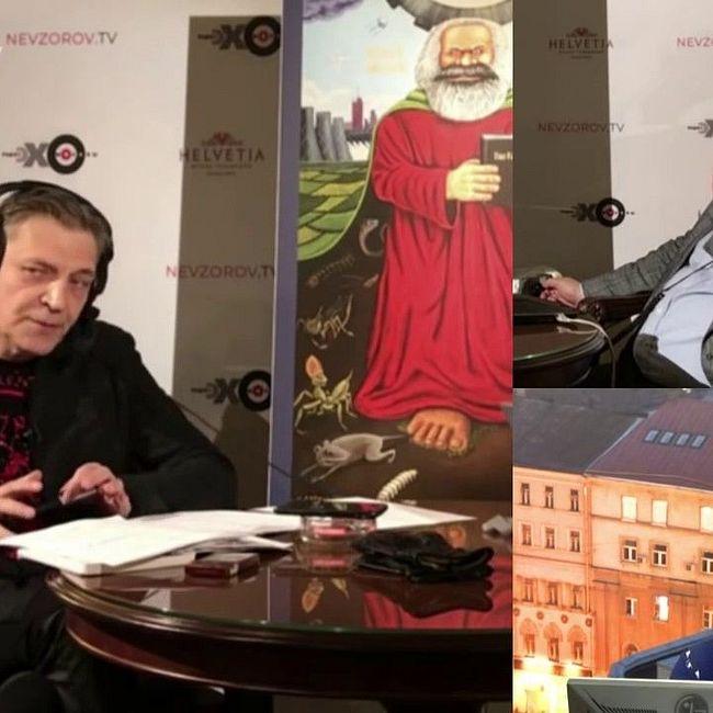 Невзоровские среды / Журавлева, Дымарский и Невзоров // 09.05.18