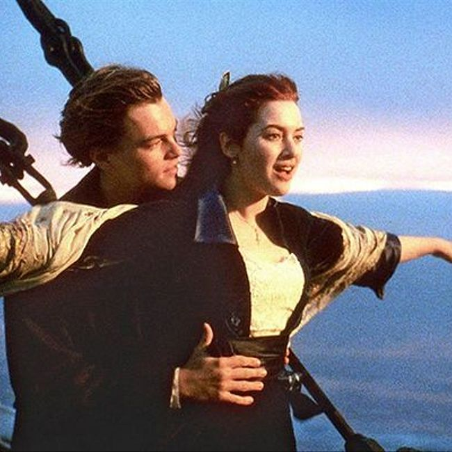 То время: Титаник