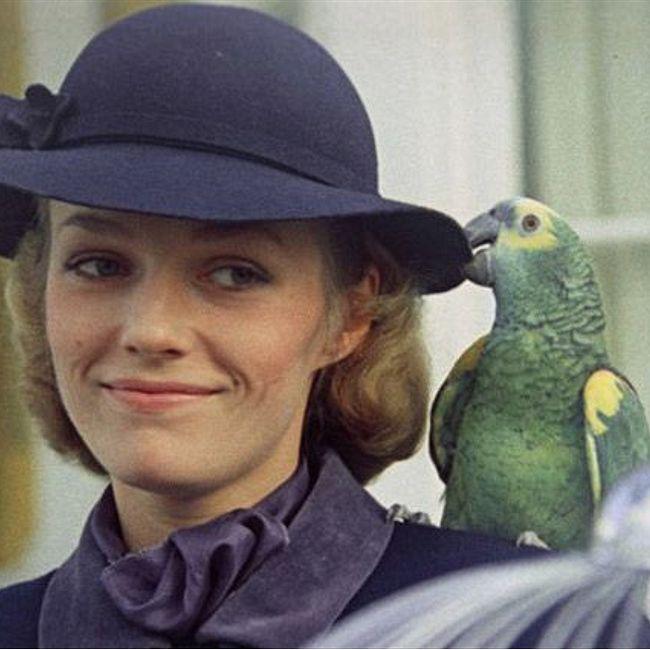 То время: Мэри Поппинс, до свидания!
