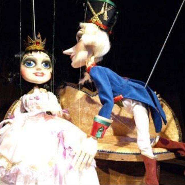 Из жизни кукол. Принцессы и лягушки - 21 марта, 2020