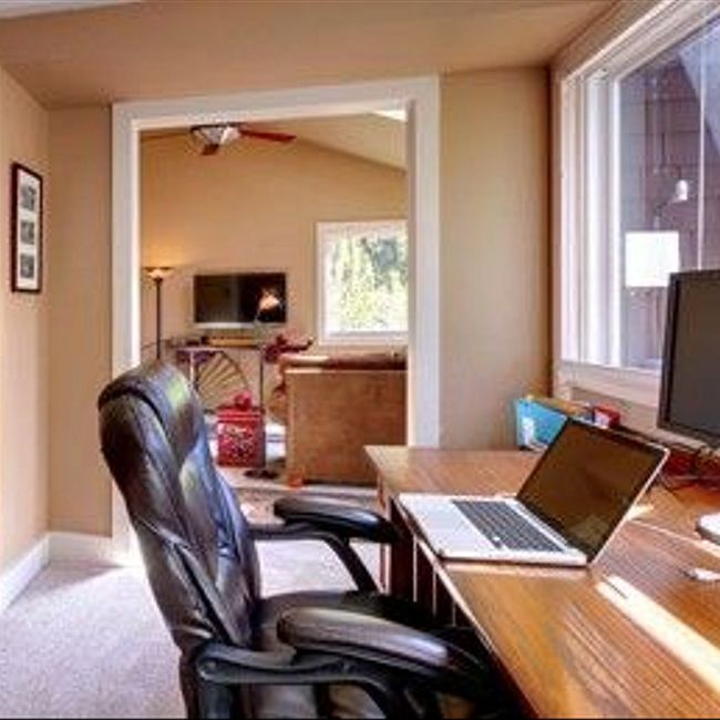 Как обустроить домашний кабинет
