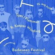 Badesøenfestival // Sjæl i Flammer & Kasper Winding