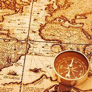 История возникновения топографической карты