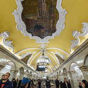 Москва таинственная: Как метро опробовали на советских лидерах, как замораживали грунты и изобретали эскалаторы