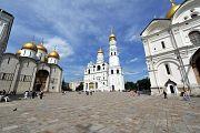 Два холма - Кремлевский и Таганский. Откуда началась Москва.
