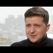 Зеленский: Мне кажется, Януковича исключительно шутки по поводу его личности напрягали