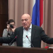Владимир Познер в МИГСУ (25.03.15)