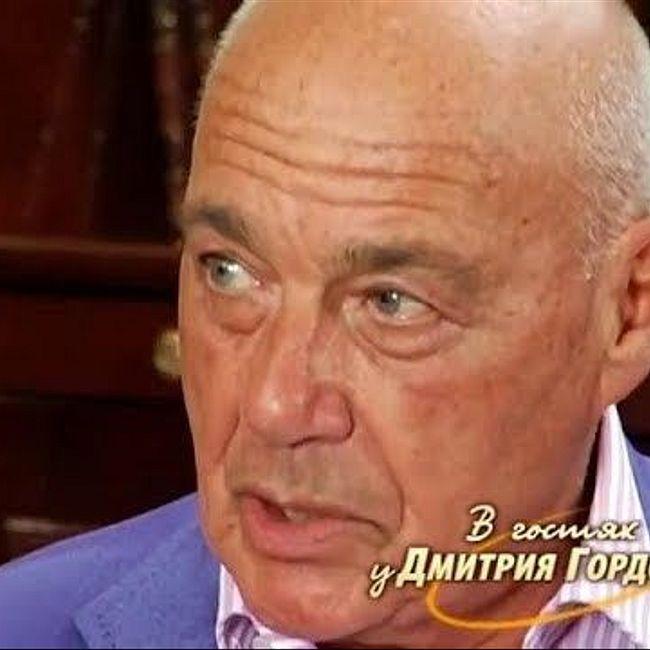 Познер о Михалкове и Кончаловском