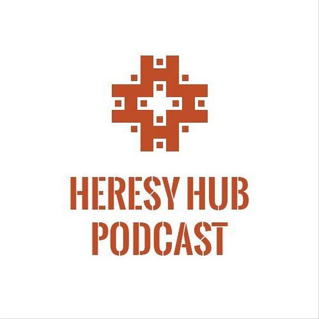 """Heresy Hub #19 """"Свет"""" М.Джона Гаррисона и необязательность сочувствия героям (Уоттс, Стивенсон)"""