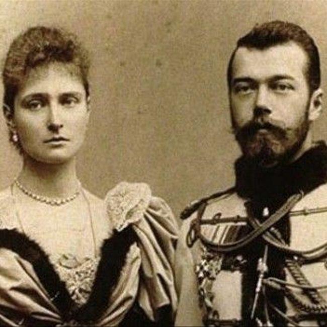 Семейные истории с Туттой Ларсен - Николай II и Александра Федоровна
