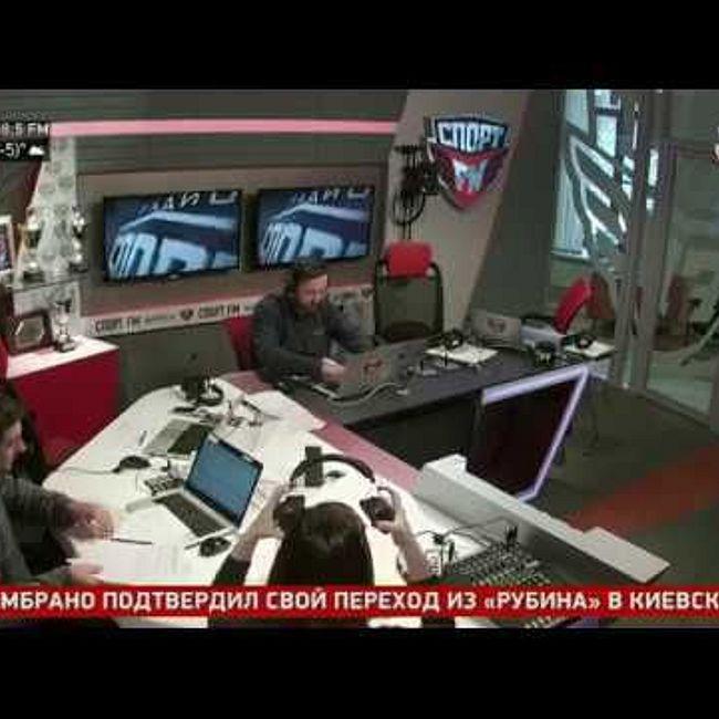 Синхронистка Ольга Брусникина в гостях у 100% Утра. 31.01.2018