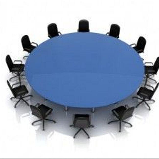Круглый стол - домашнее  задание.