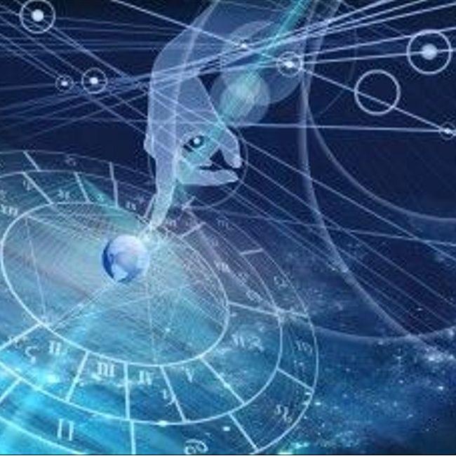 Популярно  об астрологии. Жизненный  цикл.