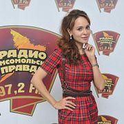 Актриса Анна Калашникова - о предстоящей свадьбе с певцом Прохором Шаляпиным
