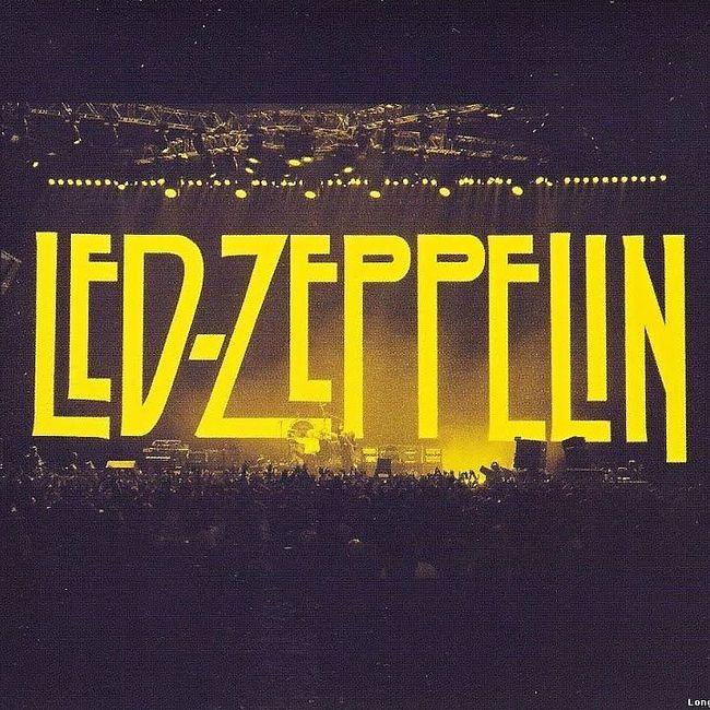 "Led Zeppelin ""Celebration Day"". Последний залп."