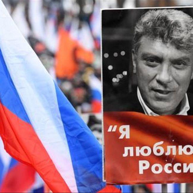Лицом к событию. Об идеологии марша Немцова - 27 февраля, 2020