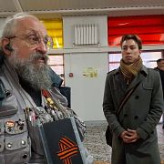 Анатолий Вассерман - На выставке раритетных и эксклюзивных авто