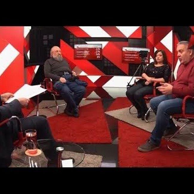 Анатолий Вассерман - Донбасс: неопределённость рождает напряжение (30.11.2017)