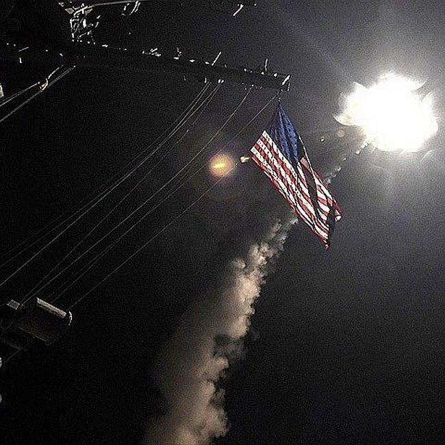 Очередное «весеннее обострение» Трампа пока закончилось пшиком: Что известно о ракетном ударе Запада по Сирии