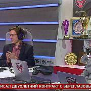 Пилоты SMP Racing Владимир Атоев и Алексей Корнеев в гостях у 100% Скорости. 15.04.18