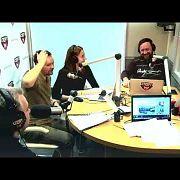 100% Утра. 26.12.2017. Тема - атопробег Спорт FM и Subaru