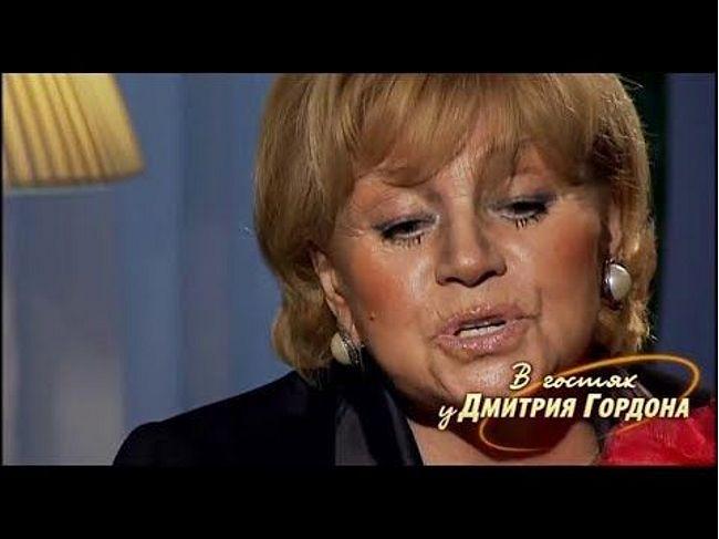Егорова: Миронов небогат был — после смерти 200 рублей кассе взаимопомощи в театре должен остался