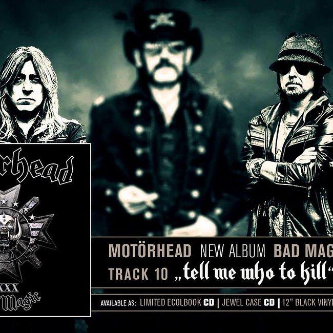 Motorhead - Killed By Death.История одной песни.