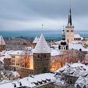 Как отмечают Рождество в Таллине, на лучшем праздничном рынке Европы