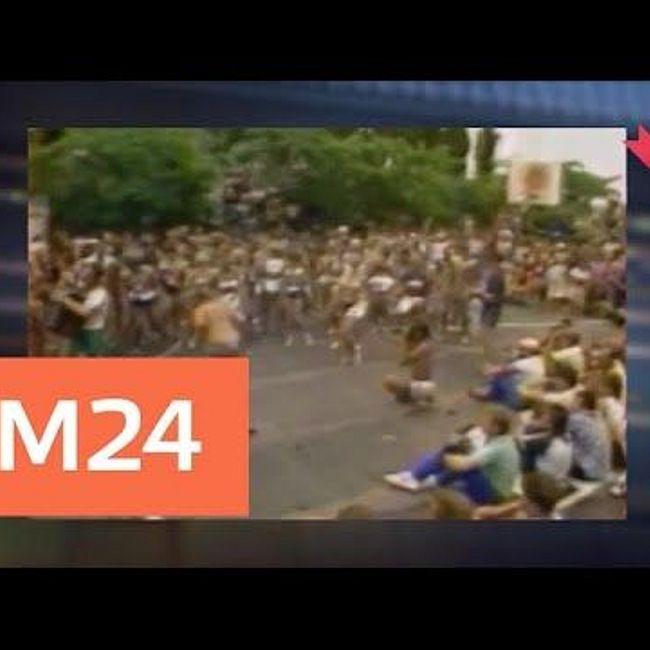"""""""Песня с историей"""": """"Я готов целовать песок"""" - Москва 24"""