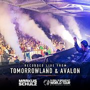 Global DJ Broadcast: World Tour Tomorrowland and Avalon (Aug 01 2019)