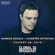 Global DJ Broadcast: Markus Schulz and Giuseppe Ottaviani (Aug 08 2019)