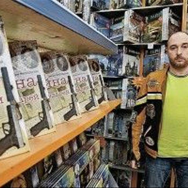 Писатель Дмитрий Миропольский: «В книге важны детали»