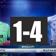 Обзор Ювентус 1-4 Реал Мадрид Финал Лиги Чемпионов 2017