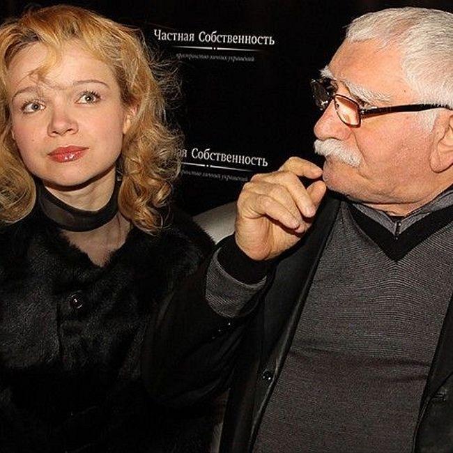 Виталина Цимбалюк-Романовская: Со счетов Джигарханяна я никогда денег не снимала