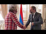 Никол Пашинян /  Նիկոլ Փաշինյան / Интервью // 26.07.18