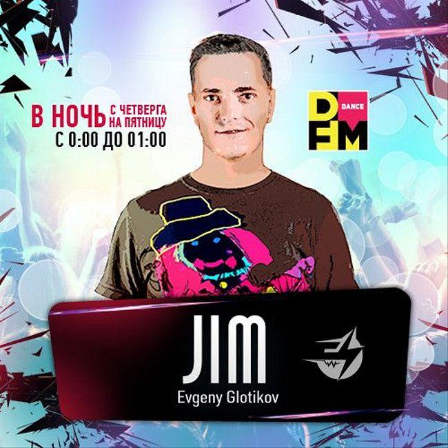 DFM DJ JIM #ELECTROSPEED выпуск 289 (повтор) 07/07/2017