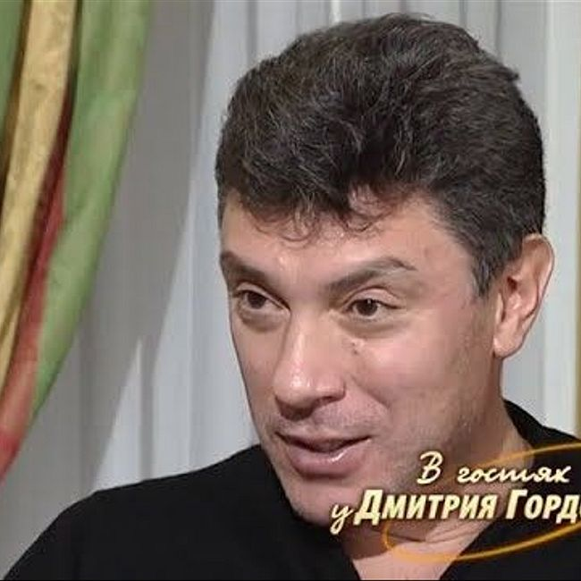 """Немцов: Попал я мячом прямо в Ельцина, он упал. """"Я тебя сейчас пристрелю!"""" — закричал Коржаков"""