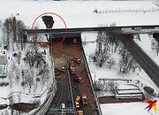 Из-за прорвавшейся дамбы в Москве затопило Тушинский тоннель