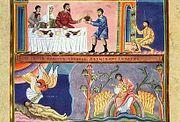 Лк., 82 зач., XVI, 15-18; XVII, 1-4 (прот. Павел Великанов)