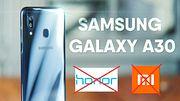 Обзор Galaxy A30 ???? Samsung ДУШАТ Xiaomi и Huawei