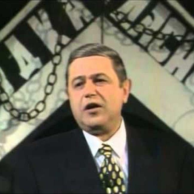 "Е. Петросян - монолог ""Памятник"" (1995)"