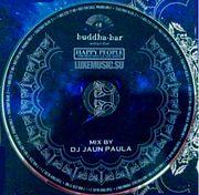 DJ JAUN PAULA - HAPPY PEOPLE NEW YEAR 2016 Buddha Bar Moscow